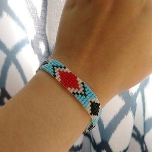 Jewelry - Handmade Beaded-bracelet #2